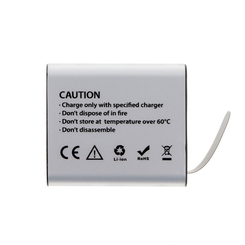 3.7V 1350mAh Li-ion Rechargeable Battery for SJ4000 / SJ5000 / SJ6000 / SJ7000 / SJ8000 / SJ9000 Camera