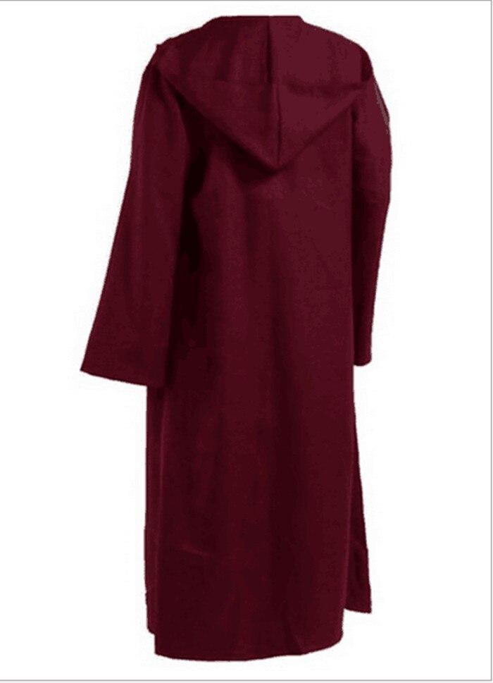 Star Wars Jedi Knights Costumes Darth Vader Anakin Skywalker Cloak Cosplay Halloween Mens Bathrobes Nightgowns Home Furnishing