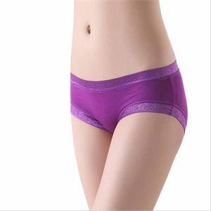 Buy Women's Menstrual Period Cosy Skin-friendly Underwear Panties Women Lady Girl Soft Modal Briefs Seamless Knickers Women Panties