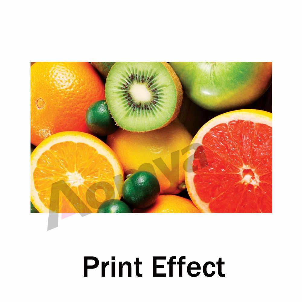 Aomya אוניברסלי דיו צבע מילוי ערכת עבור HP עבור Canon לאח עבור Epson מדפסת 4 צבע BK C M Y 4 יחידות * 30 ml חדש גרסה