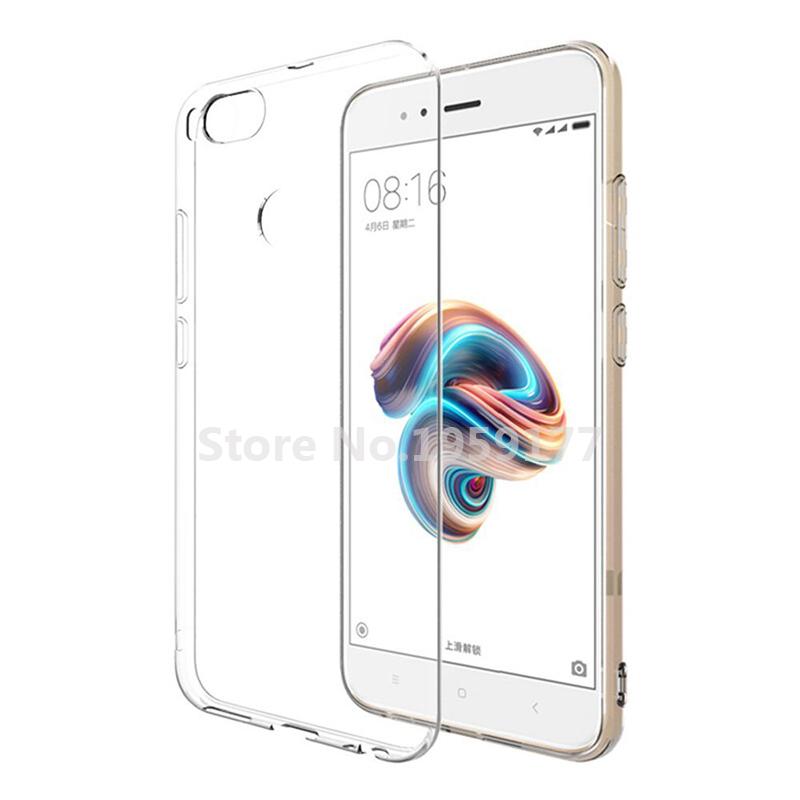 MODAZONGYE Soft Transparent Case Xiaomi Mi A1 Case Cover Silicone Back Cover Phone Case For Xiaomi Mi A1 MiA1 5.5 inch (5)