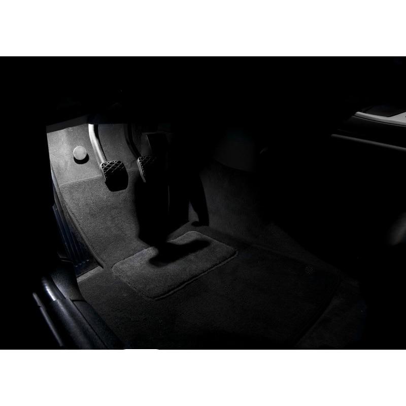 XIEYOU 9pcs Paquete de kit de luces interiores LED Canbus para Z - Luces del coche - foto 5