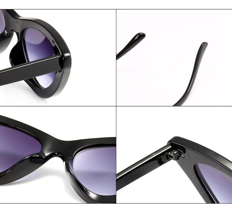 cute sexy retro cat eye sunglasses women small 0310 details (9)