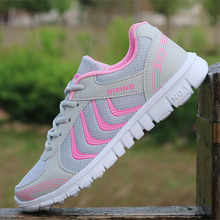 Women Shoes Fashion Sneakers Woman 2018 Breathable Mesh Vulcanize Shoes White Lightweight Trainers Casual Shoes Tenis Feminino