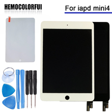 1Pcs For iPad mini 4 Mini4 A1538 A1550 LCD Display Touch Screen Digitizer Panel Assembly Replacement Part