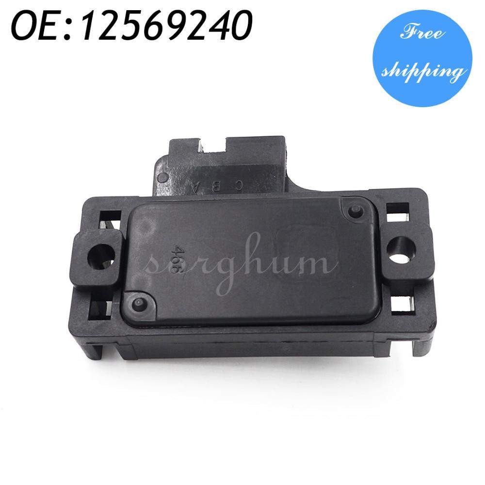 GM OEM-MAP Manifold Absolute Pressure Sensor 12569240