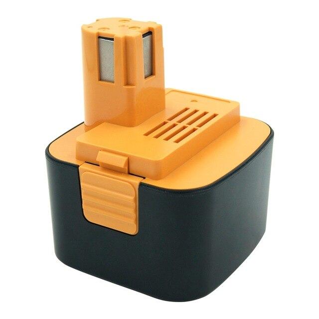 Ni-mh 12V 3500mAh Batteria Ricaricabile Per Panasonic EY9200 EZ9200 EY9108 EY9201B EY3790B EY6100FQKW Trapani a batteria
