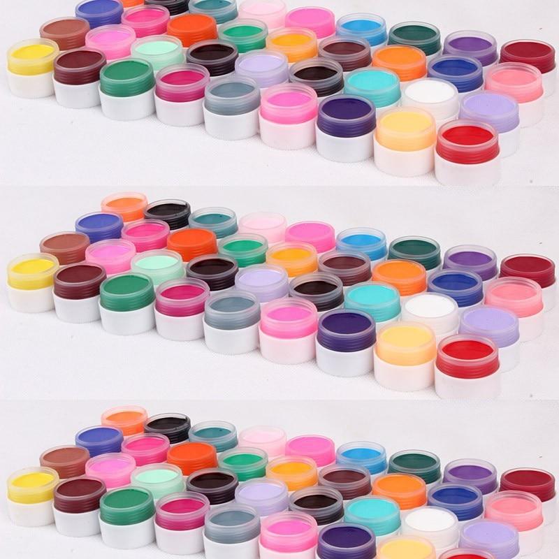 Profesional 36 periuk warna tulen hiasan gel UV panjang tahan lama - Seni kuku - Foto 4