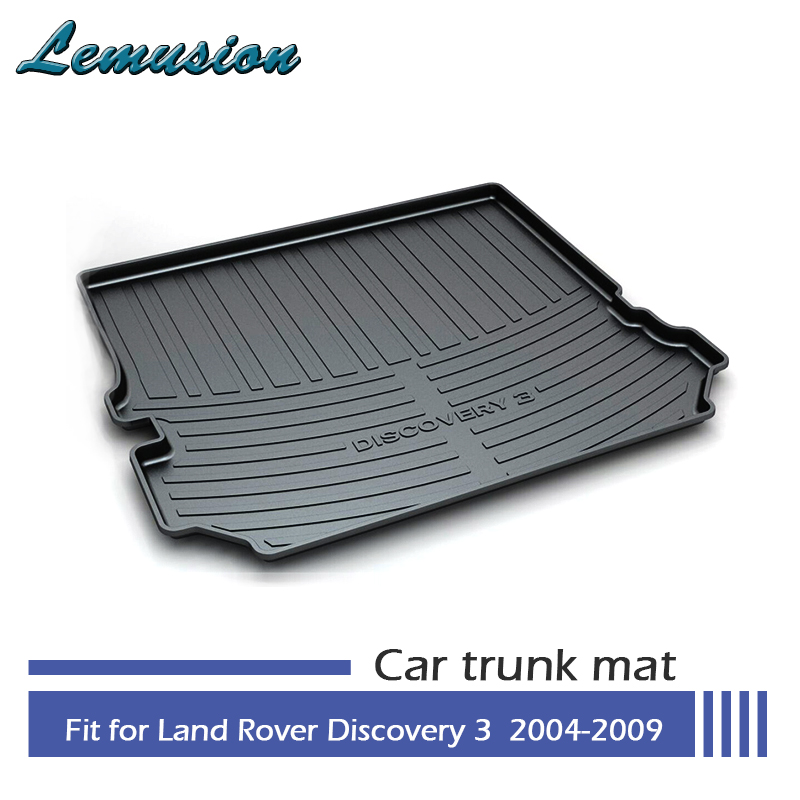 1Set Car Cargo Rear Trunk Mat For Land Rover LR3 Discovery
