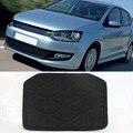 Tronco traseiro Tronco Tray Boot Forro de Carga Mat Protetor De Piso de Borracha Adequado Mat Para Volkswagen Polo Hatchback antes de 2015