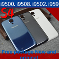 For Samsung S4 back cover S4 new  phone back cover i9500 I9502 i9508V i959 shell after the battery back cover