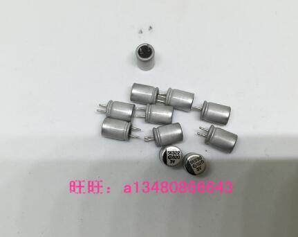 3V820UF original 6.3X9 solid capacitor motherboard graphics capacitor 820UF/3V
