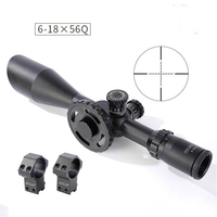 Shooter First focal plane hunter rifle scope military shooting focus scope sight GZ1 0355