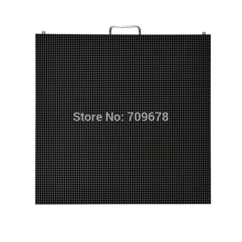 Outdoor P3.91 Rental 500x500mm Die-Casting Aluminum SMD RGB LED Video Display Cabinet (P4.81/P5.95/P6.25 Available)