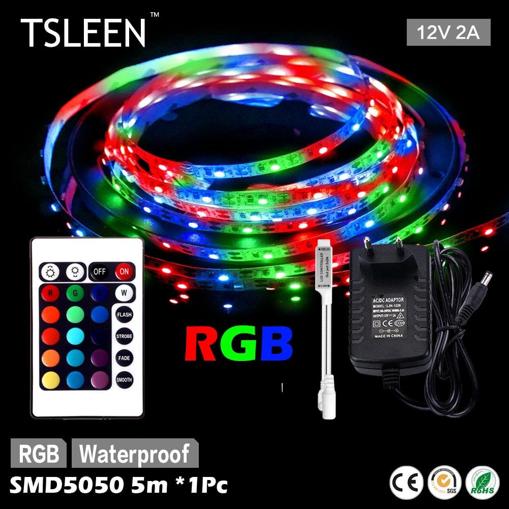 Superior Ruban Led Pas Cher #12: IDeko® Ruban A 300 LED 5M SMD ...