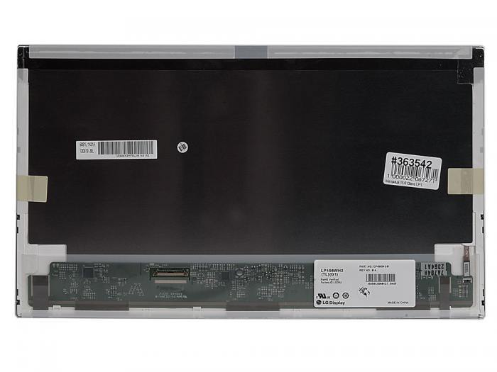 LCD 15.6 Glare LP156WH2 (TL)(G1), WXGA HD 1366x768, 40L, LED