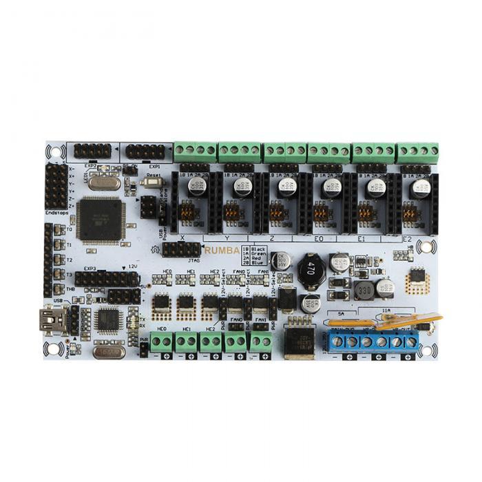 Integrado rumba placa de processador inteligente controlador