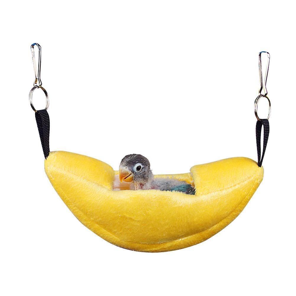 Eerlijk Pet Moon Vorm Boot Cabine Hangmat Boot Slaapkamer Type Nest Kleine Pet Winter Warm Nest Hamster Katoen Opknoping Swing Nest Bed 100% Origineel