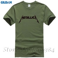 Metallica Hard Metal Rock Band Men S T Shirt T Shirt For Men Short Sleeve Cotton