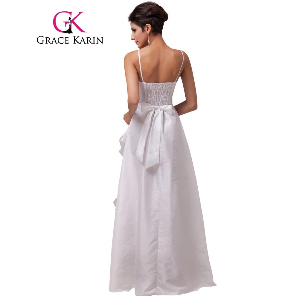 Платья из белой тафты