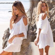 Летняя женская одежда богемное пикантное тонкое короткое платье