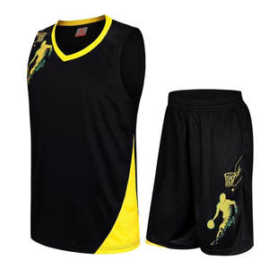 Kids Basketball Jersey Sets Child Boys Girls Sports clothing Breathable  Youth Training 1162a386a