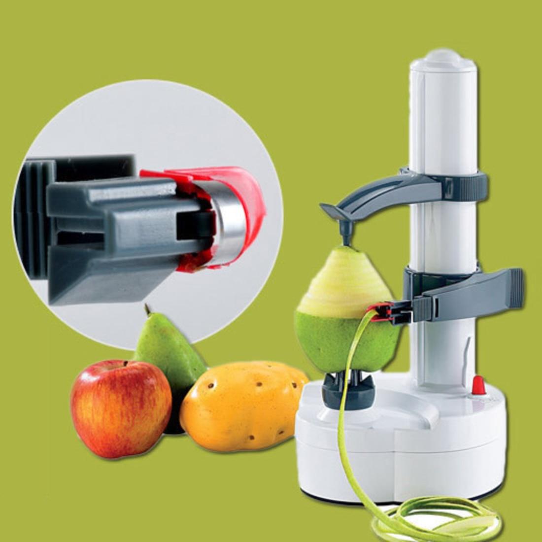 vegetable peeler machine