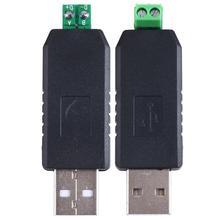 5pcs USB to RS485 USB-485 Converter Adapter Support Win7 XP Vista Linux Mac OS