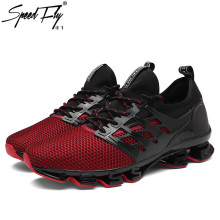 Speedfly running shoes for men Springblade Ignite Breathable Athletic Shoes boost Sport running trekking superstar Men Sneakers