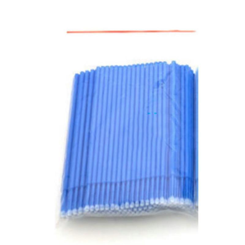 Disposable Teethpick Oral Care Eco-Friendly Dental Disposable Micro Applicator Brush Bendable