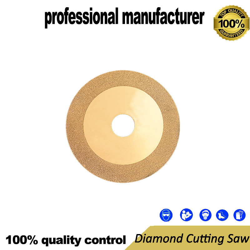 Glassess Cutting Wheel 4inch Diamond Saw  For Marble Granite Brick And Tiles Cutting Export Quality And Suit At Good Price