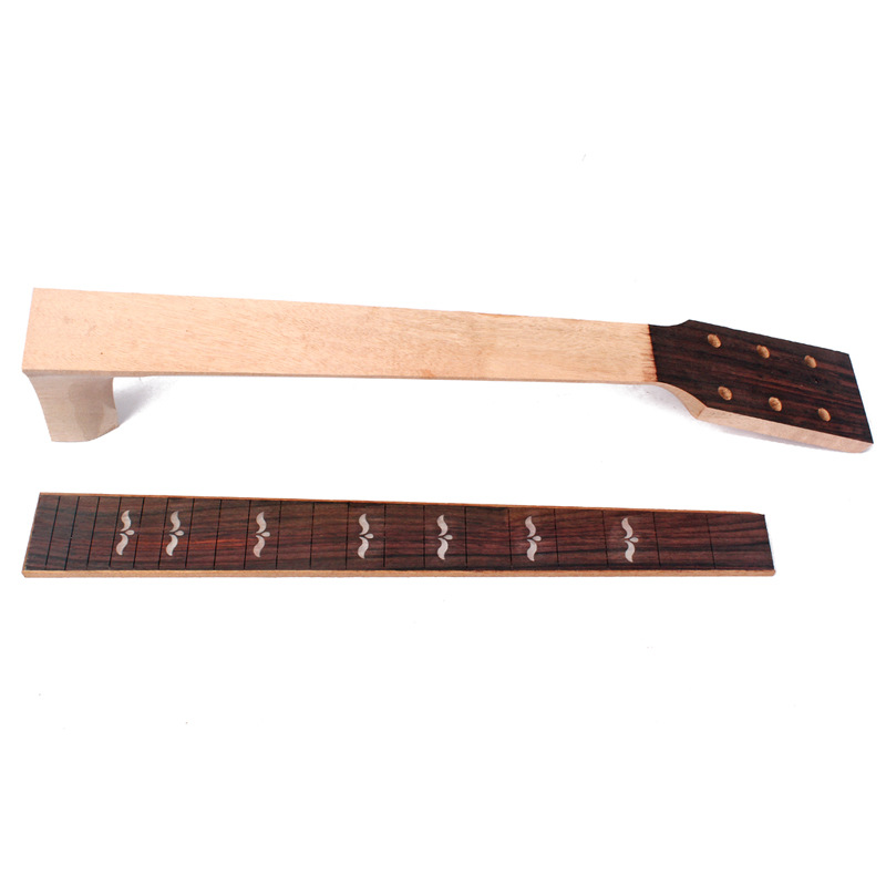 Musical Instrument Accessories Wooden Acoustic Guitar Accessories Fretboard Folk Guitar Neck Fingerboard estel mohito набор клубника