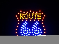 nled086 b Route 66 Road Bar LED Neon Sign 16 x 10 Wholesale Dropshipping