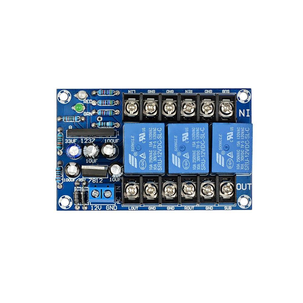 AIYIMA 2,1 Lautsprecher Schutz Bord Unterstützung Subwoofer BTL Spezielle Power Verstärker Audio Board Für Heimkino Sound System
