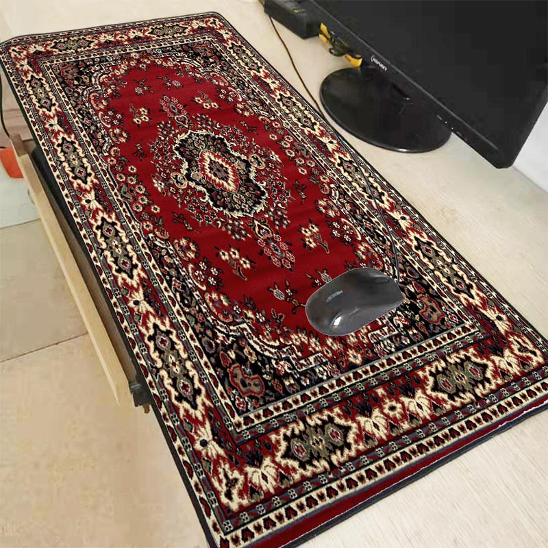 Mairuige 90X40CM Large Gaming Mouse Pad Locking Edge Mouse Mat Speed Version For Dota CS GO Mousepad 11 Sizes For Persian Carpet