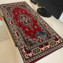 Mairuige 90X40CM Large Gaming Mouse Pad Locking Edge Mat Speed Version for Dota CS GO Mousepad 11 Sizes Persian Carpet