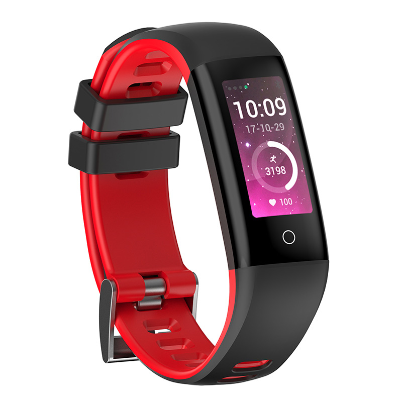 Newest G16 Color Screen Smart Bracelet With Heart Rate Blood Pressure Step Count Multi-sport Mode Styles Waterproof Wristband