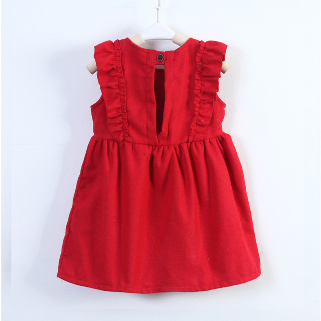 d697b8bad 2015 Spring Autumn Toddler Girls Dresses 2 6T Vestidos De Nina ...