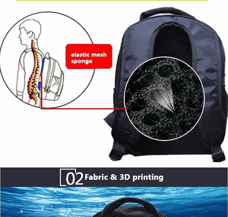 Kids-Gift-for-Boys-Girls-nylon-School-Bag-Finding--Nemo-pattern_02