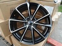 Бесплатная доставка 20 AMG Black машины Уход за кожей лица колесные диски Подходит benz VW w654