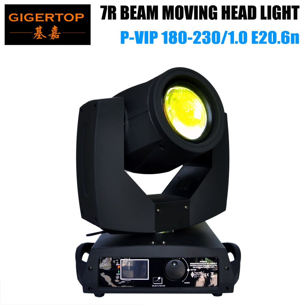 TIPTOP On Sale!!! 230W Sharpy 7r Beam Moving Head Light / Sharpy Beam Moving Head Light/DMX 7R Beam Moving Head Lighting 7r beam sharpy moving head light 230w white housing moving head beam stage light beam 230 dmx dj disco club lighting