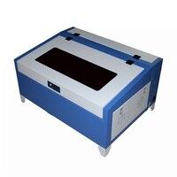 rayjet laser engraver 3040 co2 laser cutting machine 50W with rotary axis,jinan laser engraving machine