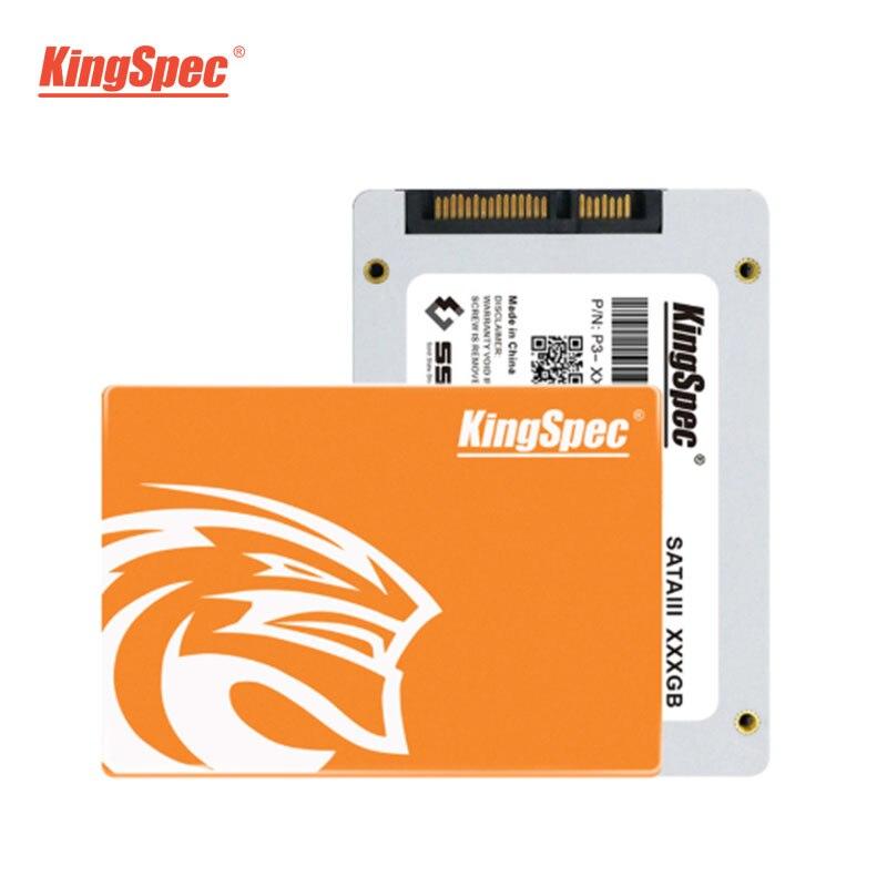 KingSpec SSD 120GB 128GB 2.5 HDD SATA 3 SATA iii Hard Disk For Laptop Computer disco duro ssd interno
