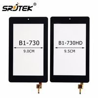 Srjtek For Acer Iconia One 7 B1 730 B1 730HD B1 713 713HD Touch Screen Digitizer