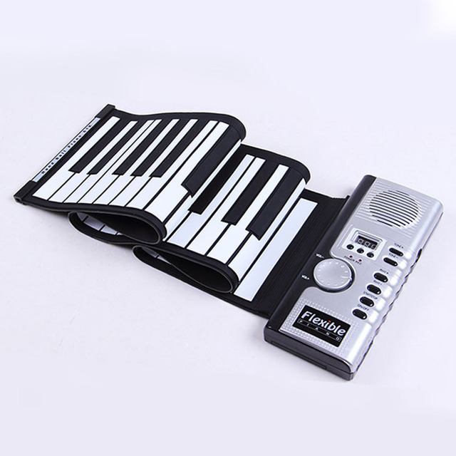 Verdadeiro órgão eletrônico instrumento musical de piano portátil da qualidade superior da marca iniciante crianças toys macia teclado de piano para crianças