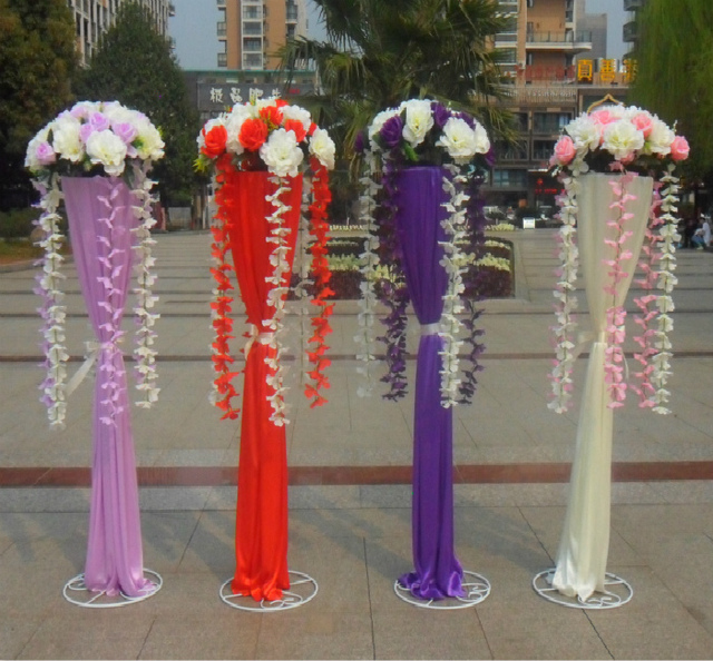 Hotsale high density wedding decorative flower arch artificial hotsale high density wedding decorative flower arch artificial hydrangea road lead flowers wedding flower decoration 12pcs junglespirit