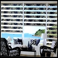 FREE SHIPPING Popular zebra blinds double-layer roller Zebra blinds and zebra window blinds