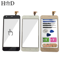 HelloWZXD 5.0 Touch Glass For BlackView A7 / A7 Pro Touch Screen Glass Digitizer Panel Front Glass Lens Sensor Tools Adhesive