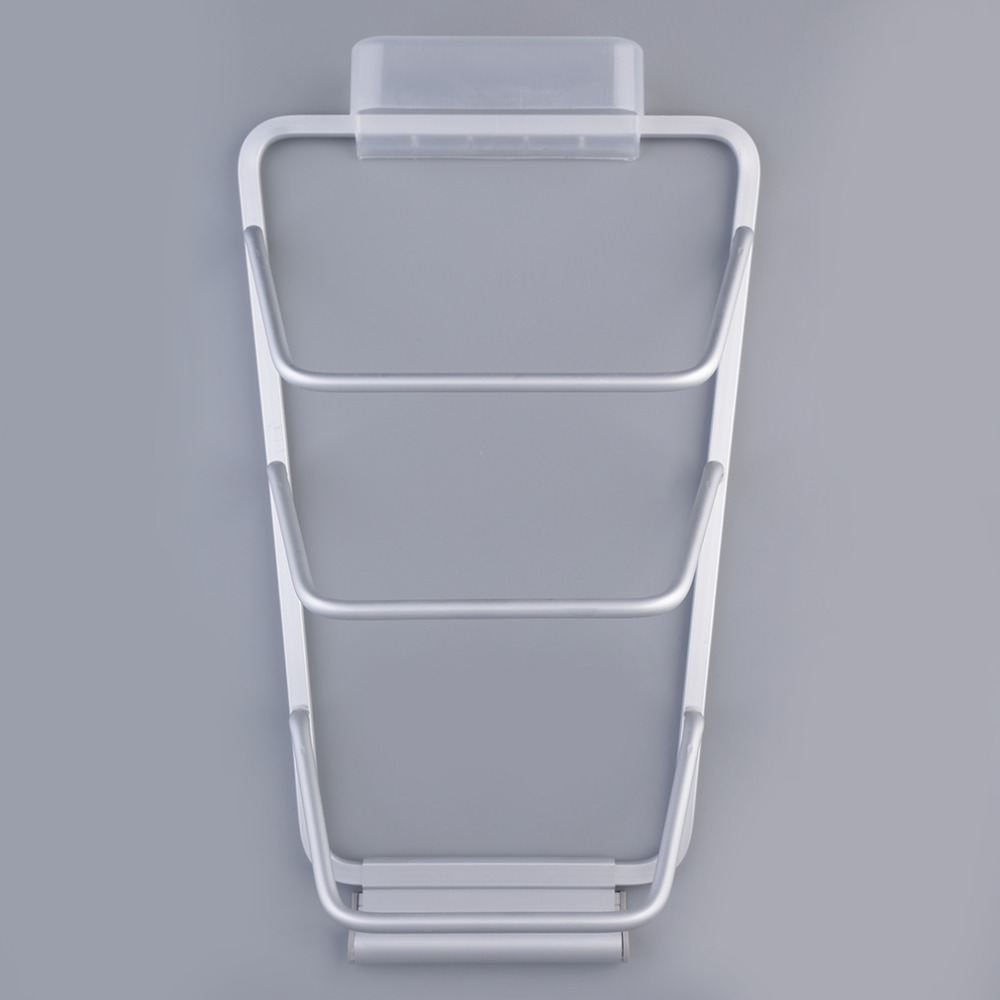 Aluminum Kitchen Cabinet Door Pot Pan Lid Holder Space Saver Wall Mounted Rack  Organizer Storage Space Saver Sale In Storage Holders U0026 Racks From Home ...