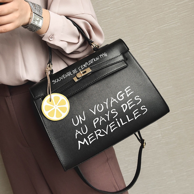 Yeetn.H Letter Women Luxury Handbags Bags Shoulder Bag Women Famous Brands High Quality Pu Leather Women Crossbody bag sac Y4089